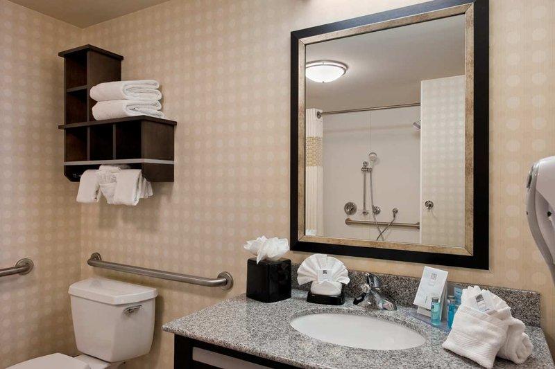 Hampton Inn Suites Detroit/Airport-Romulus Kameraanzicht