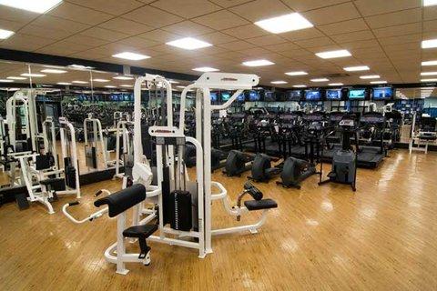 BEST WESTERN Cwrt Bleddyn Hotel & Spa - Fitness Center