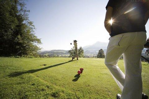 Kempinski Hotel Das Tirol - Golf