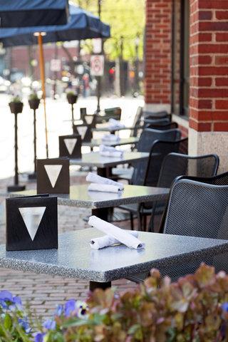 Millennium Bostonian Hotel Boston - North 26 Restaurant  Patio