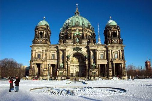 Hotel Hampton by Hilton Berlin City West The Cathedral of Berlin