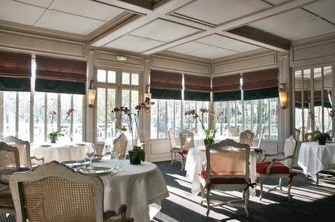 Les Sources De Caudalie Hotel - La Grand Vigne Restaurant