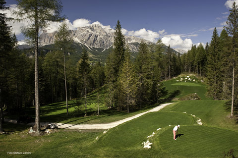 Cristallo Hotel Spa and Golf - Golf Course