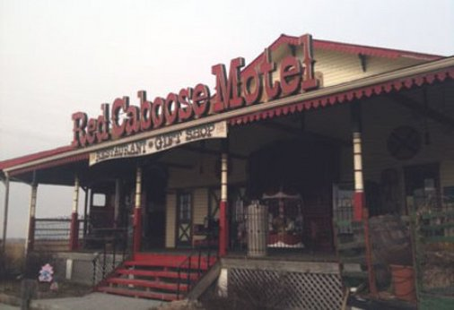 Red Caboose Motel & Gift Shop