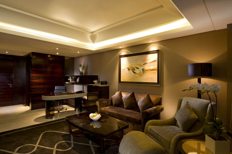 Hilton Shanghai Hongqiao Bár/lounge