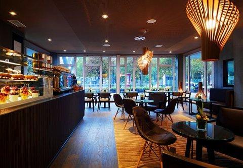 Frankfurt Marriott Hotel - CROSS - Breakfast Caf
