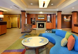 Lobby - Fairfield Inn & Suites by Marriott Northwest Richmond