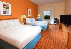 Room - Fairfield Inn & Suites by Marriott Northwest Richmond