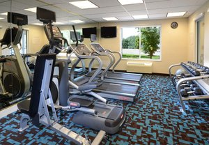 Fitness/ Exercise Room - Fairfield Inn & Suites by Marriott Northwest Richmond