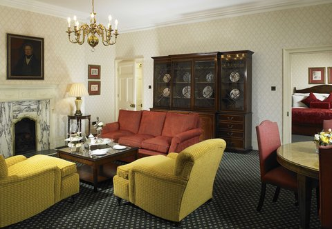 Hanbury Manor Marriott Hotel & Country Club - Hanbury Suite