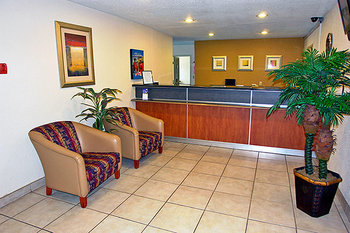 Motel 6 Atlanta Downtown - Lobby