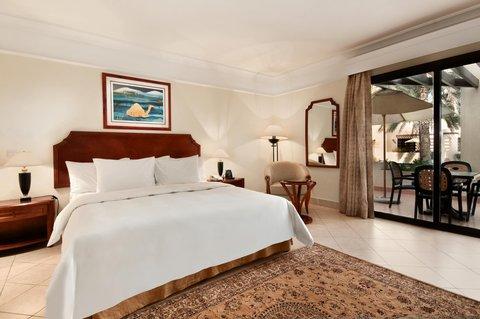 هيلتون العين - Bedroom Villa