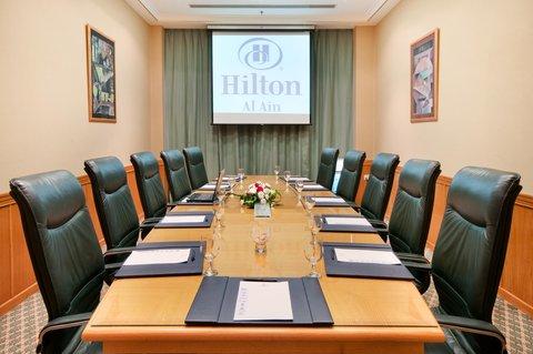 هيلتون العين - Boardroom