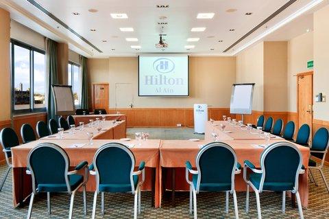 هيلتون العين - Large Meeting Room