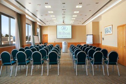 هيلتون العين - Small Meeting Room