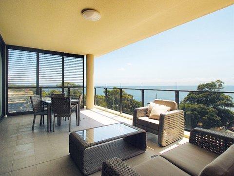 Oaks Mon Komo - Mon Komo Two Bed Balcony