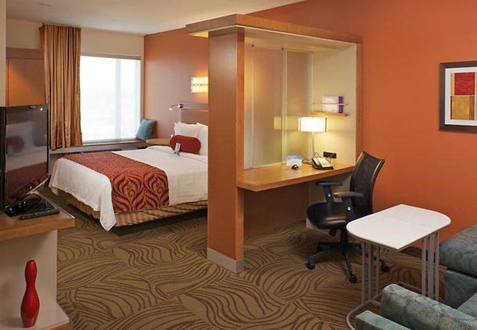 SpringHill Suites Denver Aurora/Fitzsimons Widok pokoju