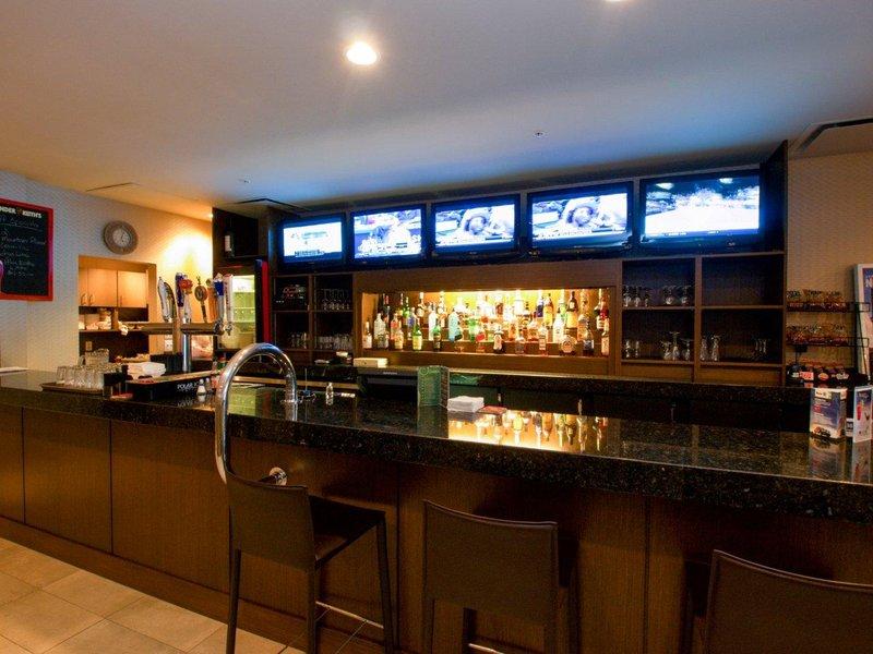 Holiday Inn Vancouver-Centre (Broadway) Bár/lounge