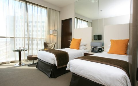 Centro Yas Island Hotel - Classic Room-Twin Bed