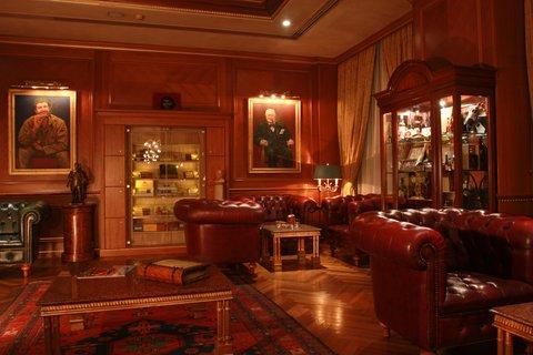 ريجنسي بالاس عمان - Cigar Club