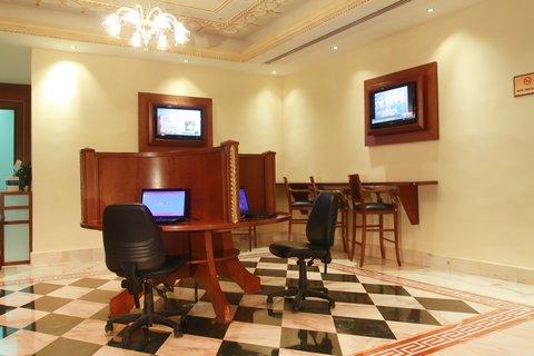 ريجنسي بالاس عمان - Business Center