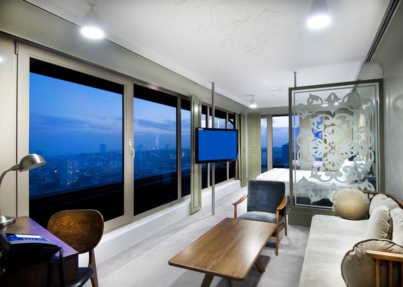 The Marmara Sisli Suite