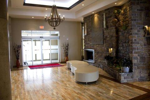 Hampton Inn Sydney Nova Scotia - Hampton Main Entrance