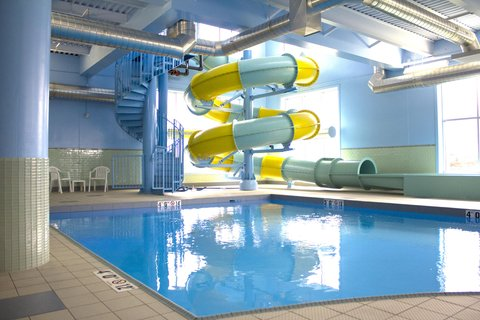 Hampton Inn Sydney Nova Scotia - Indoor Pool