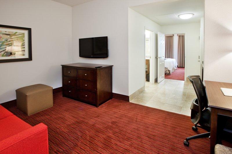 Hampton Inn & Suites Atlanta-Downtown Szobakilátás