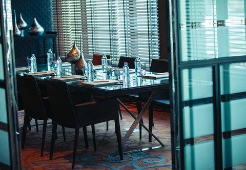 Renaissance Bangkok Ratchaprasong Hotel - Club Lounge - Private Meeting Room