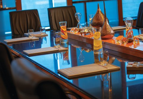 Renaissance Bangkok Ratchaprasong Hotel - Studio R Meeting Room