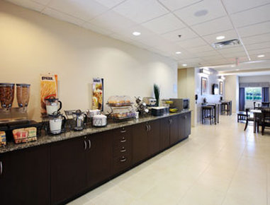 Microtel Inn & Suites by Wyndham Elkhart - Breakfast Area
