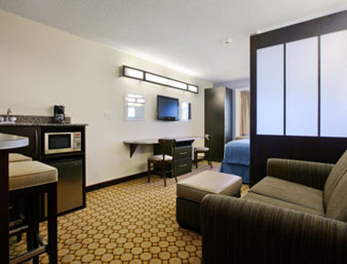 Microtel Inn & Suites by Wyndham Elkhart - Suite