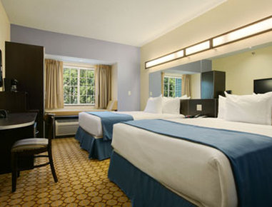 Microtel Inn & Suites by Wyndham Elkhart - Standard Queen   Double Room