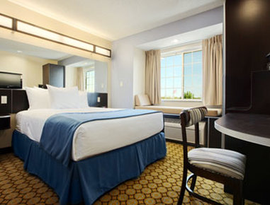 Microtel Inn & Suites by Wyndham Elkhart - Standard Queen Room