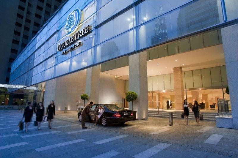 Doubletree by Hilton Kuala Lumpur Pohled zvenku