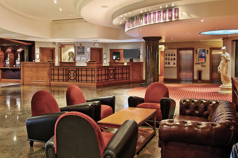 Copthorne Merry Hill - Lobby Lounge