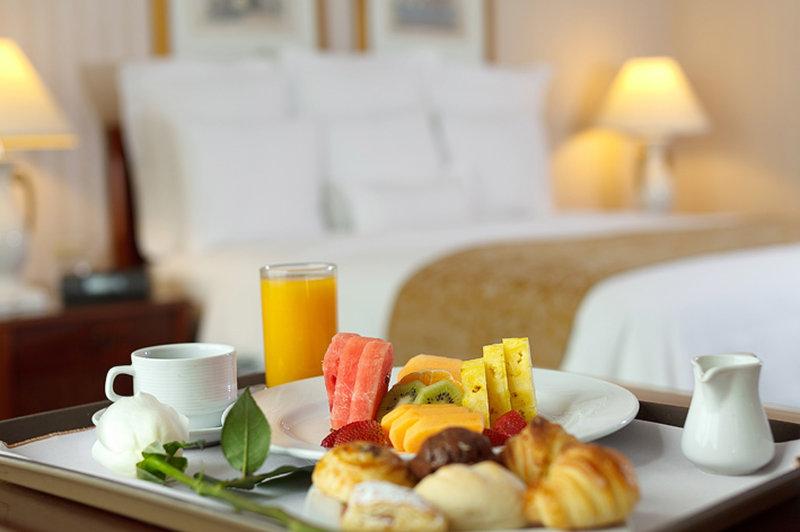 JW Marriott Hotel Quito Szobakilátás