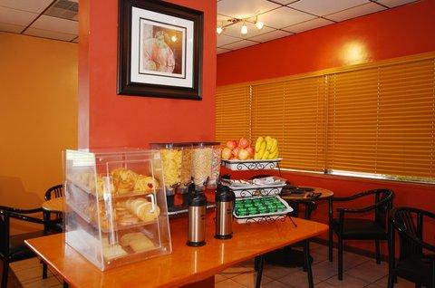 Best Western Santa Fe Inn Hotel - Breakfast Area