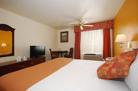 Best Western Santa Fe Inn Hotel - Guest Room