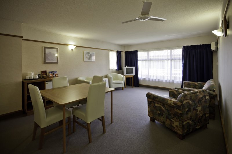 Kingsgate Hotel Hamilton Apartmá