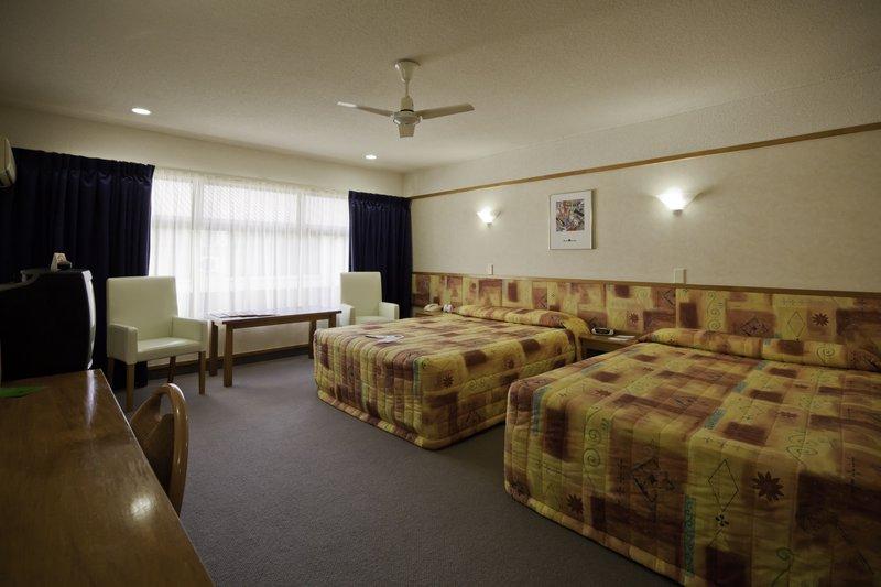 Kingsgate Hotel Hamilton Pokoj