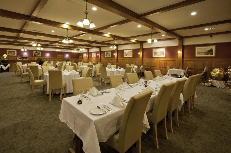 Kingsgate Hotel Hamilton Gastronomie