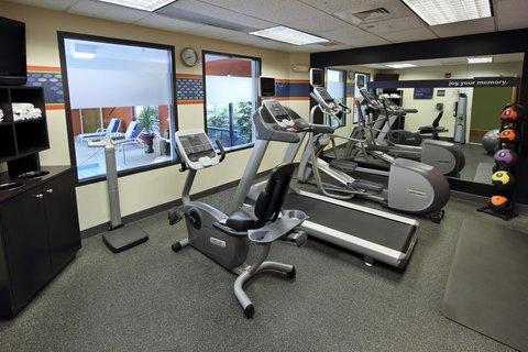 Hampton Inn Hagerstown - Maugansville - On-site Fitness Center