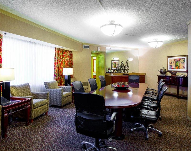 Embassy Suites San Antonio - International Airport Konferenciaterem