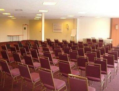 Knights Inn Hallandale Toplantı salonu