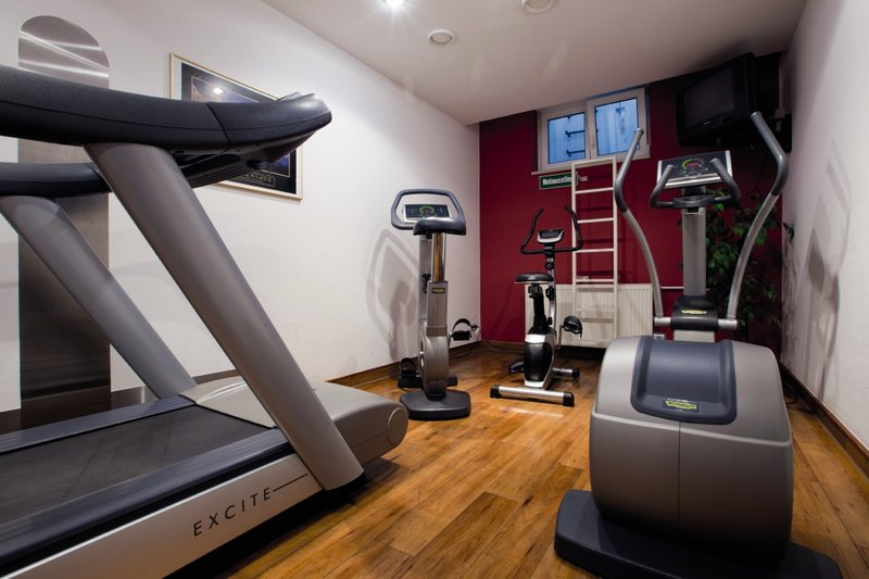 Park Inn by Radisson München Ost Fitness Club