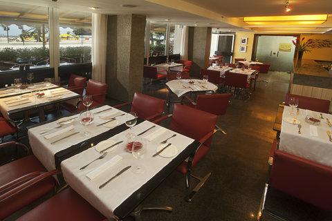 ليمي أوثون بالاسي - Bistrot du Leme Restaurant at Leme Othon Palace