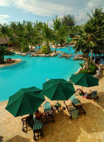 佳藍汶萊度假村 - Pool