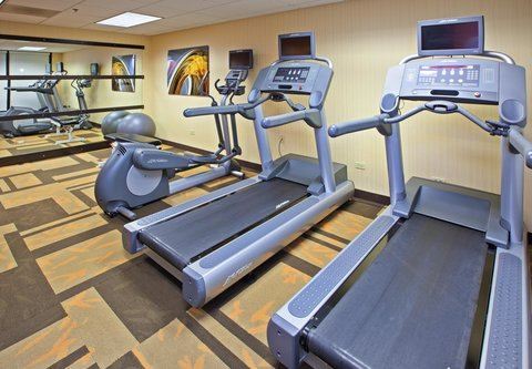 Courtyard Chicago Midway Airport - Fitness Center